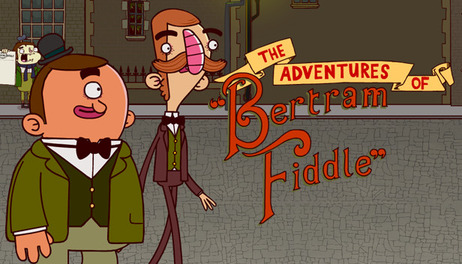 Купить Adventures of Bertram Fiddle: Episode 1: A Dreadly Business