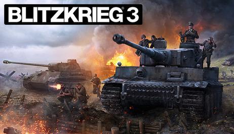 Купить Blitzkrieg 3