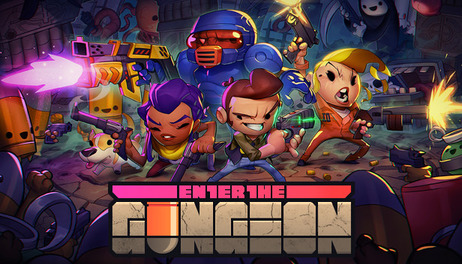 Купить Enter the Gungeon