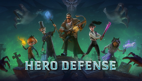 Купить Hero Defense - Haunted Island