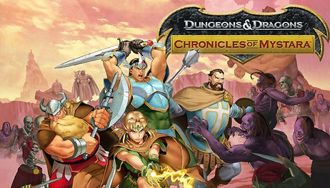 Купить Dungeons & Dragons: Chronicles of Mystara