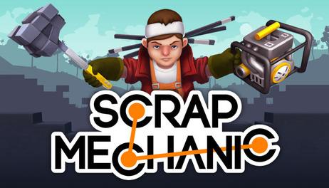 Купить Scrap Mechanic