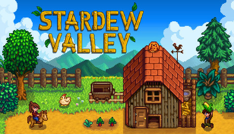 Купить Stardew Valley