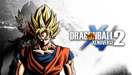 Купить DRAGON BALL XENOVERSE 2