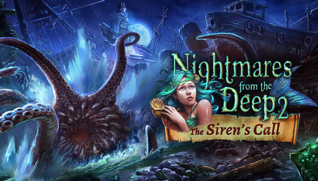 Купить Nightmares from the Deep 2: The Siren`s Call