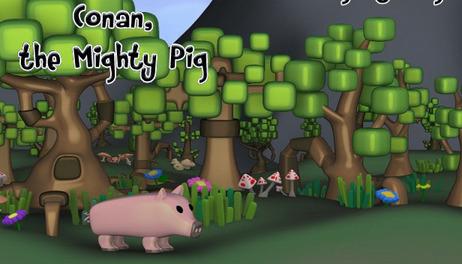 Купить Conan the mighty pig