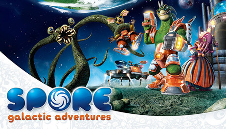 Купить SPORE Galactic Adventures