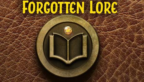 Купить Forgotten Lore
