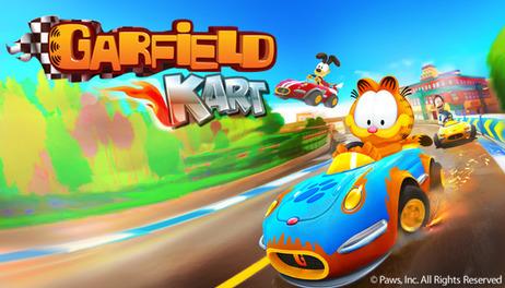 Купить Garfield Kart