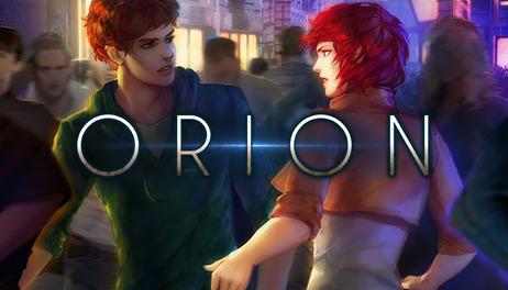 Купить Orion: A Sci-Fi Visual Novel