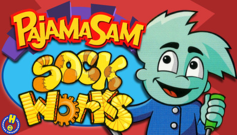 Купить Pajama Sam's Sock Works