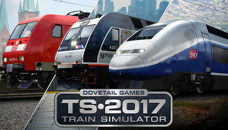 Купить Train Simulator 2017 + Platform Clutter + Town Scenery