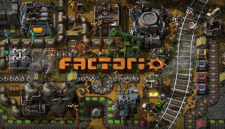 Купить Factorio