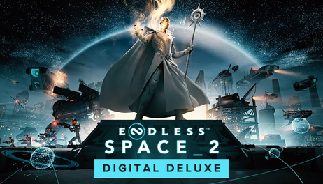 Купить Endless Space 2 - Digital Deluxe Edition
