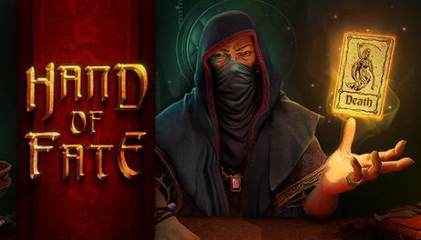 Купить Hand of Fate