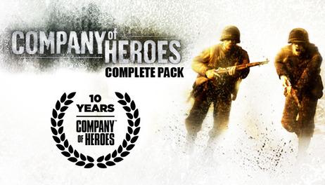 Купить Company of Heroes Complete Pack