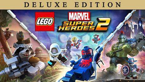 Купить LEGO Marvel Super Heroes 2 Deluxe Edition