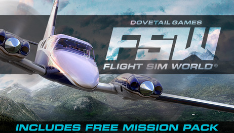 Купить Flight Sim World
