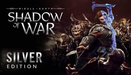 Купить Middle-earth: Shadow of War Silver Edition