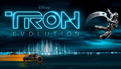 Купить TRON: Evolution