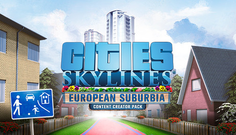 Купить Cities: Skylines - Content Creator Pack: European Suburbia