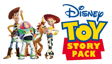 Купить Disney Toy Story Pack