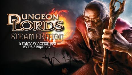 Купить Dungeon Lords Steam Edition