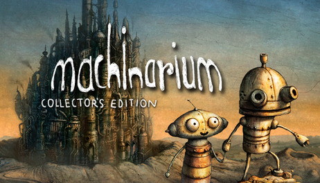 Купить Machinarium Collector's Edition