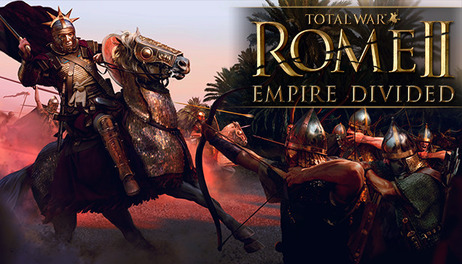 Купить Total War: ROME II - Empire Divided