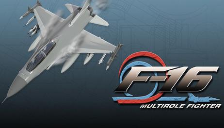 Купить F-16 Multirole Fighter