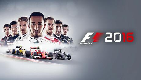 Купить F1 2016 + DLC