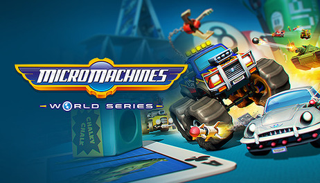 Купить Micro Machines World Series