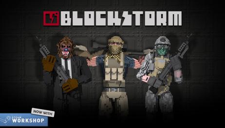 Купить Blockstorm