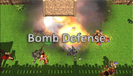 Купить Bomb Defense
