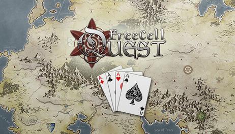 Купить FreeCell Quest
