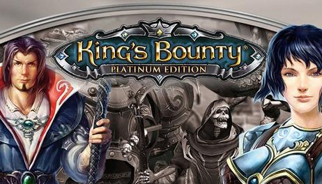 Купить King's Bounty: Platinum Edition