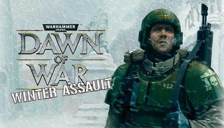 Купить Warhammer 40,000: Dawn of War – Winter Assault
