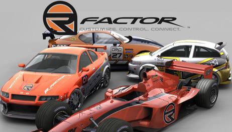 Купить rFactor