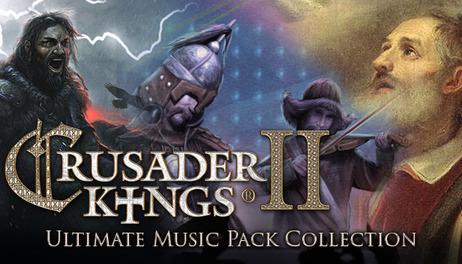 Купить Crusader Kings II: Ultimate Music Pack Collection