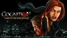 Cognition: An Erica Reed Thriller - Season One + OST Vol 1