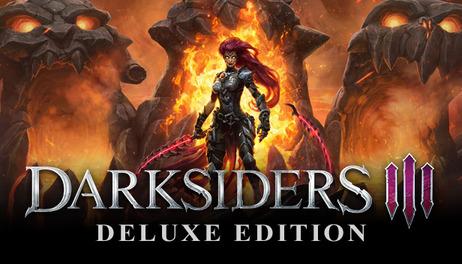 Купить Darksiders III Deluxe Edition