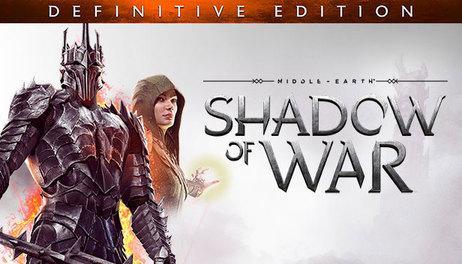 Купить Middle-earth: Shadow of War Definitive Edition