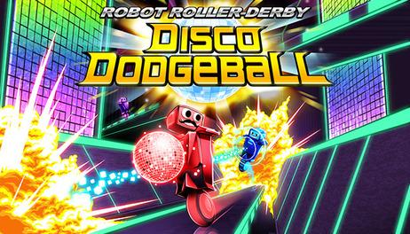 Купить Robot Roller-Derby Disco Dodgeball