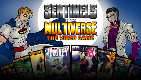 Купить Sentinels of the Multiverse