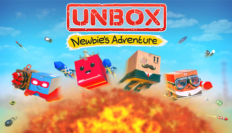 Купить Unbox: Newbie's Adventure