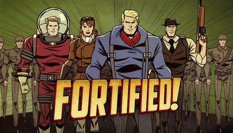 Купить Fortified
