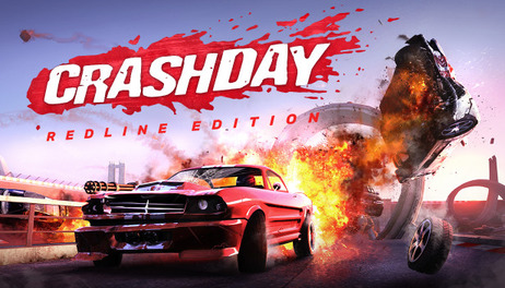 Купить Crashday Redline Edition