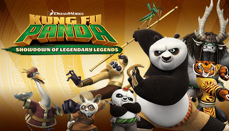 Купить Kung Fu Panda Showdown of Legendary Legends
