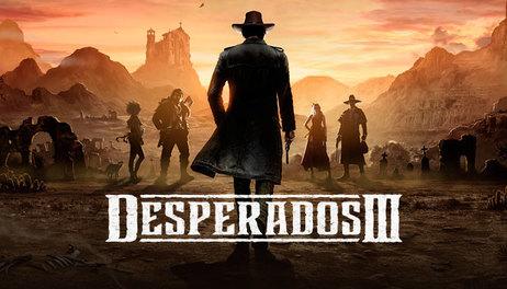 Купить Desperados III