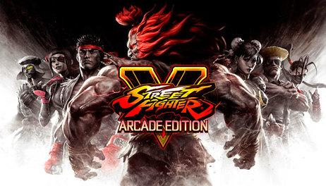 Купить Street Fighter V: Arcade Edition